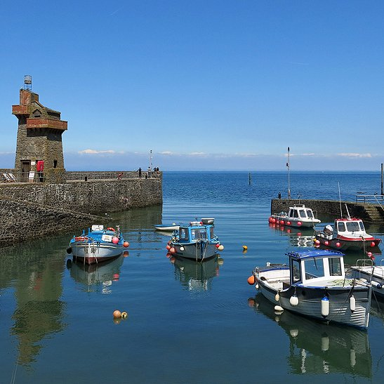 Fishing and boat trips in Ilfracombe